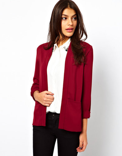 ASOS Blazer In Relaxed Fit