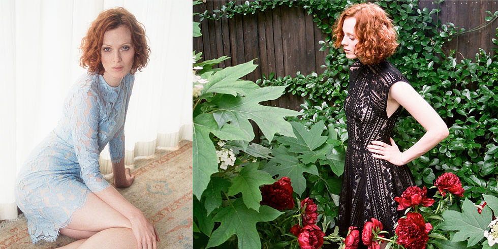 First Look: Karen Elson for Lover