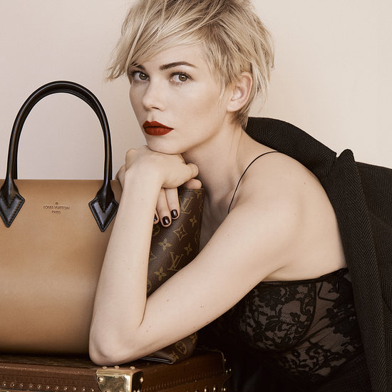 Michelle Williams Stars in Louis Vuitton's Newest Ad Campaig