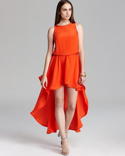 Quotation: Alexis Dress - Kirsty High Low