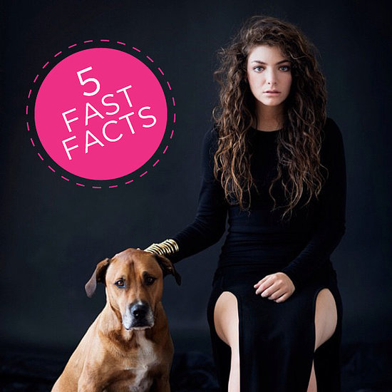 Facts & Trivia On Royals Singer Lorde: Ella Yelich-O'Connor