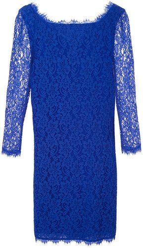 Diane Von Furstenberg 'Zarita' dress