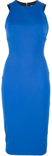 Victoria Beckham sleeveless fitted dress