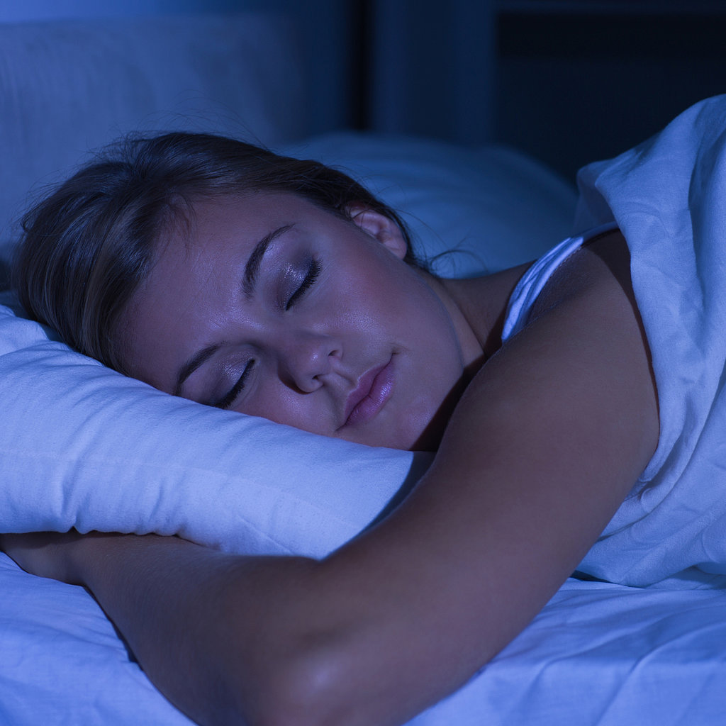 How to Fall Asleep Faster   POPSUGAR Fitness