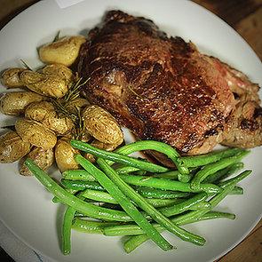 Steak Dinner Menu