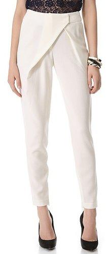 Nicholas Tailored Wrap Pants