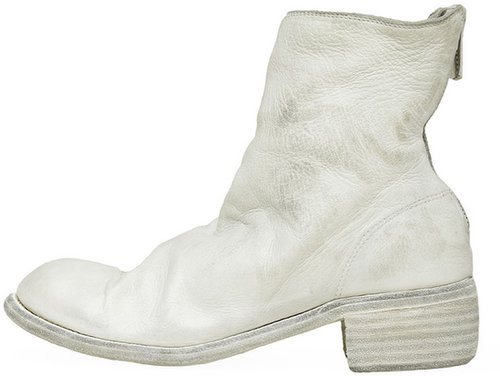 Guidi / Distressed Ankle Boot