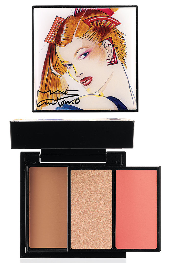 Face Palette in Coral ($46)