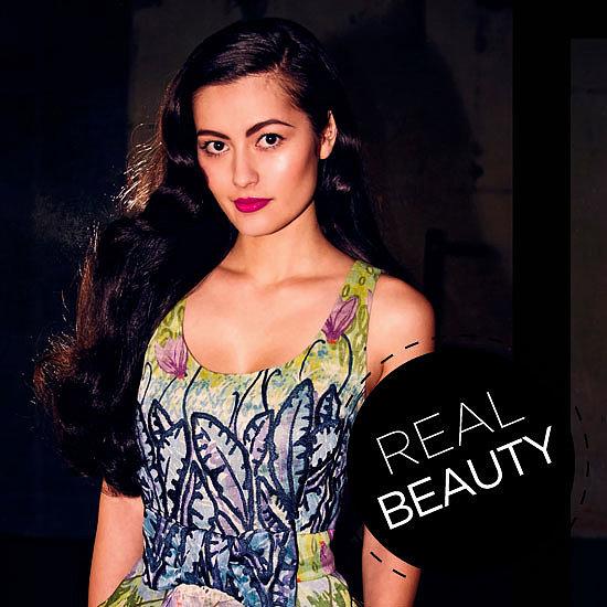 Real Beauty: 5 Minutes With Kiyomi Vella