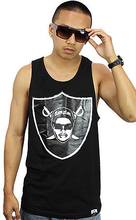 1st Class Eazy Raiders Tank Top