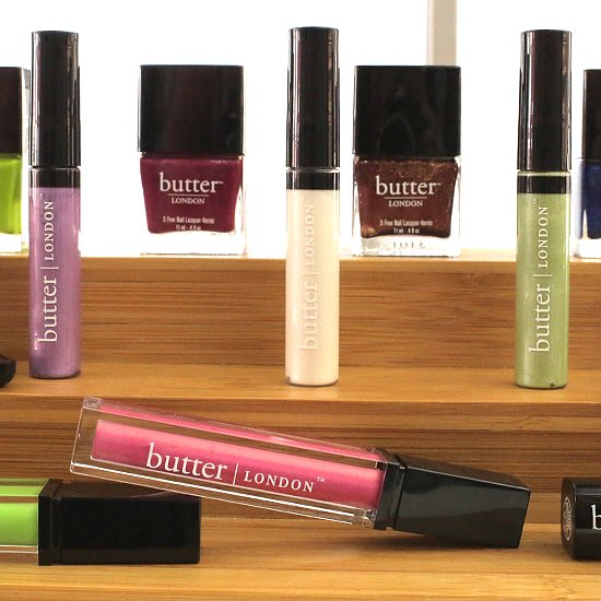 Butter London Makeup Collection Review | Video