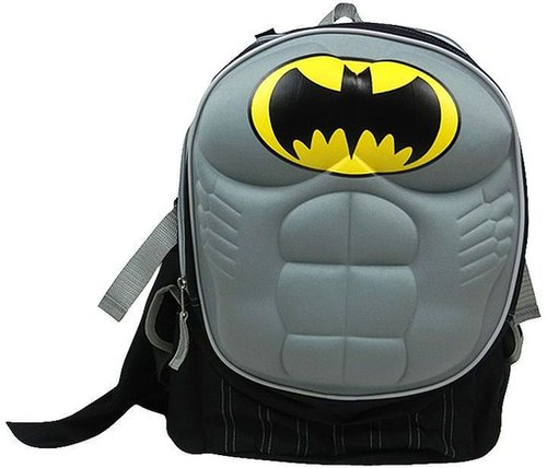 Batman molded chest backpack - kids