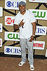 LL Cool J attended the CW, CBS, and Showtime party.