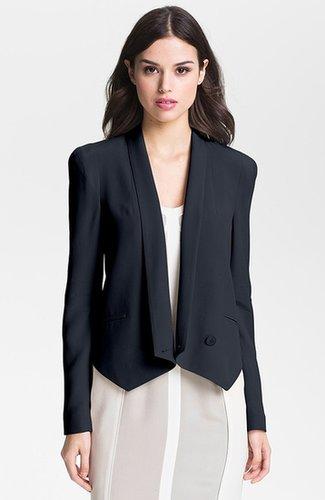 Rebecca Minkoff 'Becky' Silk Jacket 6