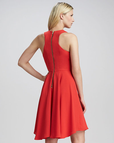 Naven Jackie Full-Skirt Racerback Dress