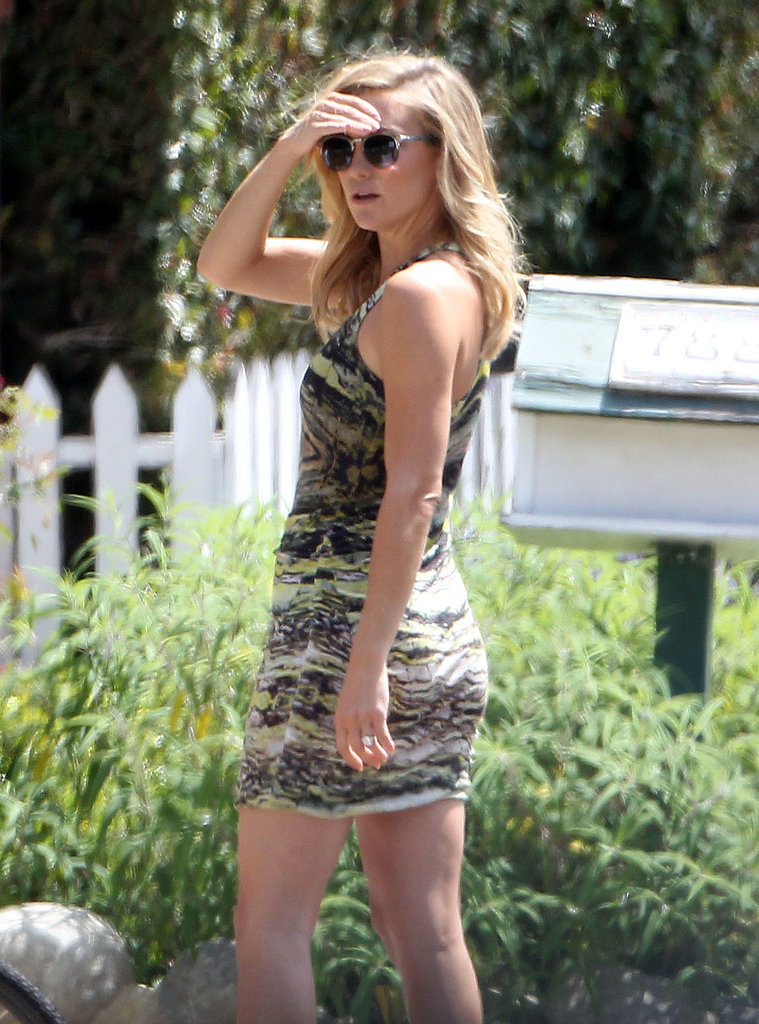 Kate Hudson Has a Burgeoning Businessman on Her Hands