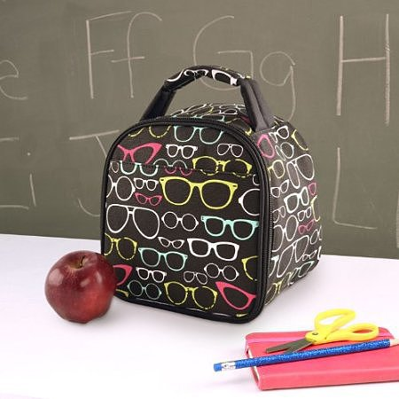 Rad Glasses Lunch Bag
