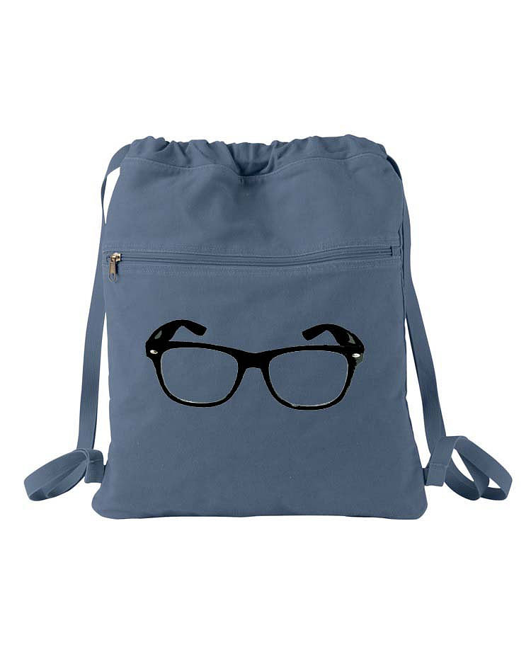 Geek Glasses Cinch Backpack