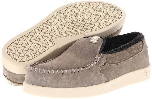 DC - Villain LE (Grey/Light Grey) - Footwear