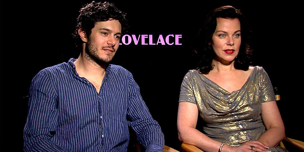 "Adam Brody and Debi Mazar Reveal the Porn Was the ""Fun Stuff"" in Lovelace"