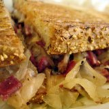 Recipe For Classic Reuben Sandwich
