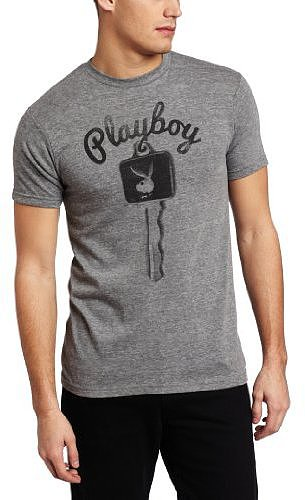 Palmer Cash Men's Playboy Key Club Tee