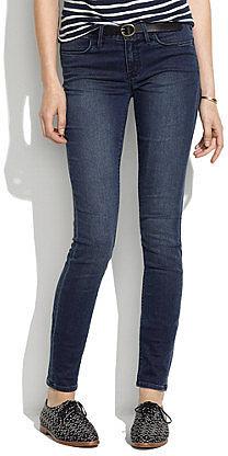 Legging jeans in arctic blue