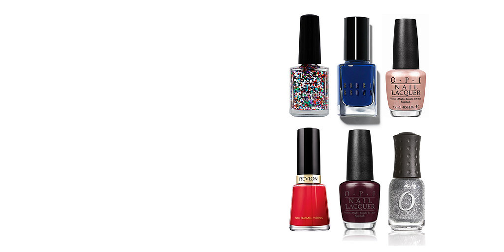Editors' Picks: Our Daytime + Party Nail Polish Picks