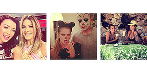 Best Friends, Fun Costumes and More of the Week's Cute Celebrity Candids
