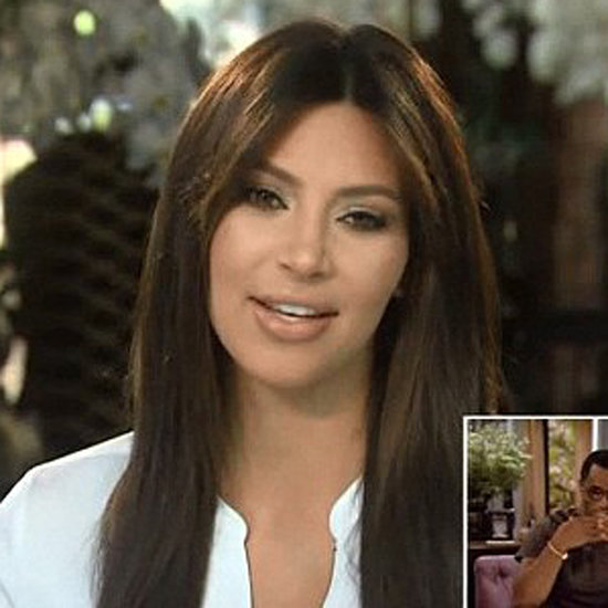 Kim Kardashian's First Appearance Since Having North West