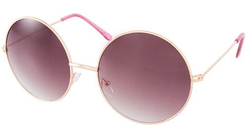 AJ Morgan Moonies Round Sunglasses