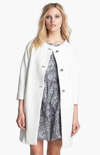 Kate Spade New York 'erika' Woven Coat 14