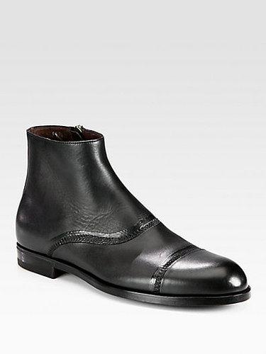 Bottega Veneta Captoe Chelsea Boot