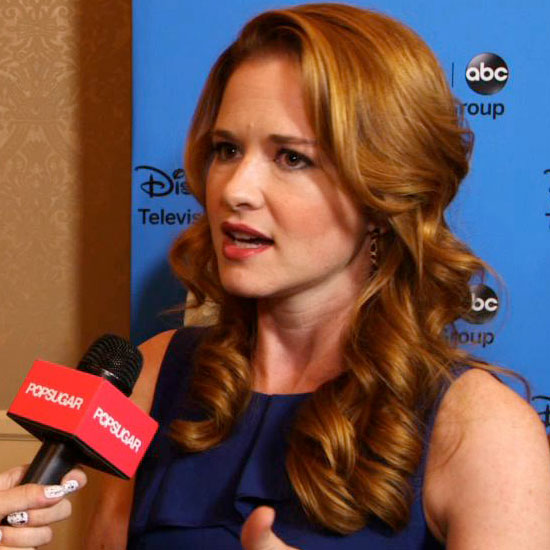 Sarah Drew interview
