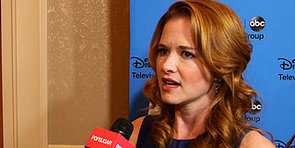 "Sarah Drew on Grey's Anatomy's Season Premiere: ""Nobody's Slept!"""