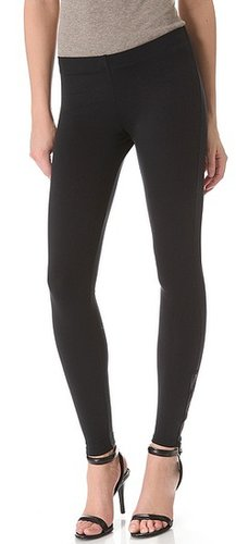 David lerner Side Zipper Leggings