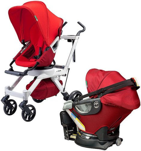 Orbit Baby Travel Collection - Ruby