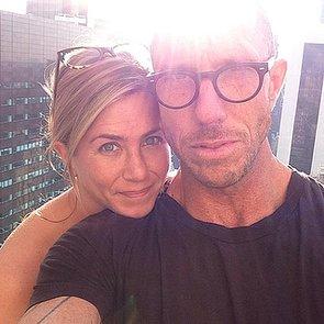 Jennifer Aniston No Makeup 2013