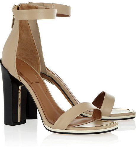 Givenchy Ruby metal-detailed leather sandals