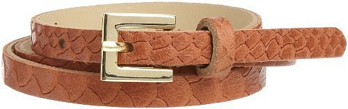 French Connection Women's Cute Crock Skinny Belt