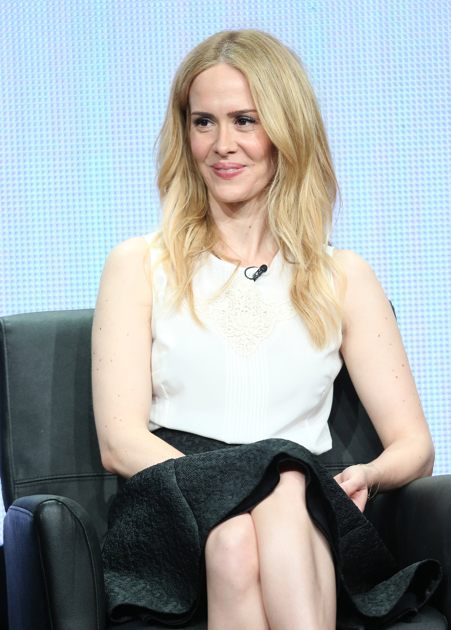 Sarah Paulson shared spoilers for the upcoming season of American Horror Story: Coven.