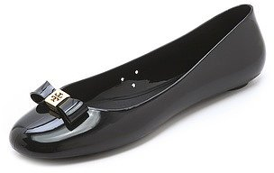 Tory burch Jelly Flats