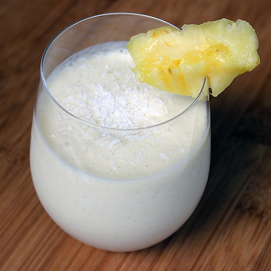 Tropical Piña Colada Smoothie