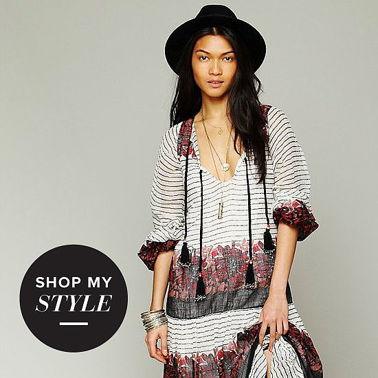Blogger Justina Blakeney's Style | Shopping