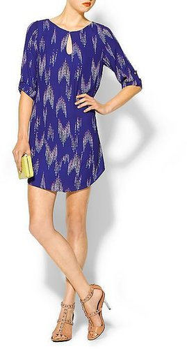 Everly Clothing Woven Shift Dress
