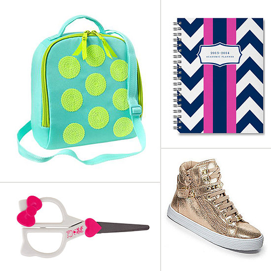 Back-to-School Finds For Budding Fashionistas