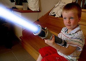 Laser Toys Damage Eyes