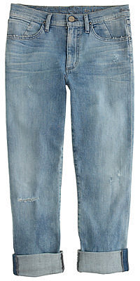 Goldsign® for J.Crew Jenny jean in rosewood wash