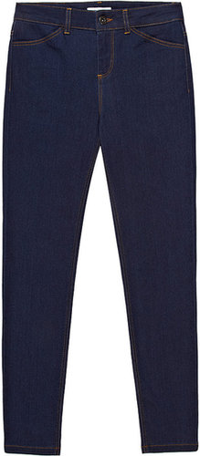 Kelly SUPER SKINNY CROPPED JEANS
