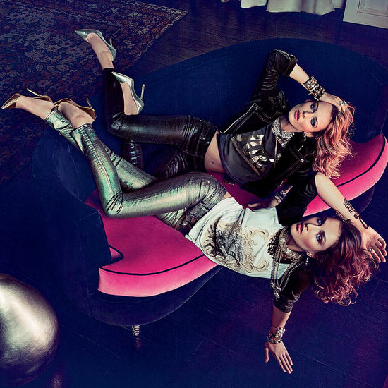 Juicy Couture Fall 2013 Campaign Pictures